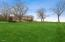 Lawn and open spaces.