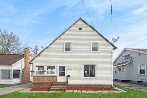 Beautiful home in SW Grand Rapids, 2 bedrooms, including an oversized Master on the second floor, lots of living space on the main floor. Tons of updates: Plumbing in 2015, Furnace and roof in 2018, gutters new in 2019, attic and basement enviro-decon certified 2019. Property's back yard is in proximity to Godfrey Lee Athletic fields. Friday night football games and spring track and soccer are available right out your back windows. Conveniently located close to the highway and downtown. Seller and Listing Broker agree that all offers will be presented to Seller on Wednesday April 28 at 3 p.m.