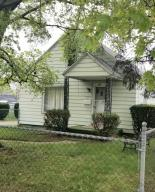 Cute bungalow located on quiet, dead-end street. Give this home some personal TLC and make it your own  with hardwood floors, main floor laundry, and main floor bedroom. Fenced in yard with gate at driveway, over-sized one stall garage for storage. Non-conforming 3rd bedroom on 2nd floor. Offer deadline Monday, May 10 at noon. Seller will be reviewing all offers Monday afternoon.