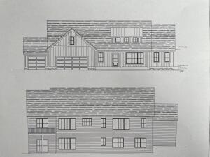 Quality New Construction by Koetje Builders!   This home is not built yet - this is a proposed home that can be built anytime.  1860 sq ft ranch with 3 beds and 2.5 baths on the main floor.  Lower level can be finished as well for additional cost with another 3 beds and full bath.  3 stall garage.  Will have beautiful finishes!  All on a large lot with a country setting but yet surrounded by other similar size homes.  Other parcels available to build a full custom home as well.  Natural gas and high speed fiber optics being installed.