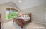 Master bedroom large enough to fit a king size bed and oversized dressers!