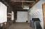 3rd Garage Bay with Oversized Door
