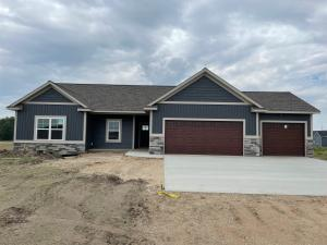 Situated on 3 acres in Blendon Township, this new construction home by Tim Bouma Builders offers plenty of privacy & country views. The main floor features an open floor plan with no step entrance, large kitchen with solid surface countertops, walk-in pantry, fireplace, 3 bedrooms & 2 1/2 baths. Enjoy the outdoors on your deck or relax on your screened in porch featuring Trex decking, wood ceiling and ceiling fan. The generous size three stall garage has plenty of space for storage. This home is currently in the painting phase & is not far from completion. You will not be disappointed in the quality of this home. Call today for your private showing!