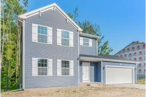 Move In Ready! New construction 4 bedroom, 2.5 bath home.