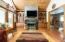 Beautiful designed wood floors thru-out