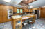 Center kitchen island