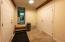 Breezeway between Home/garage with doors to front and back