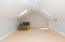 Bonus Loft room in house