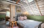 Loft Bunk Room - Full Bed - East Side