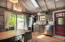 Kitchen/Dining - Vaulted Ceilings