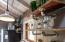Kitchen - Vintage, Loft plank ceilings