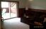 Bsmnt living room / den