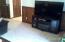 Basement living room/Den