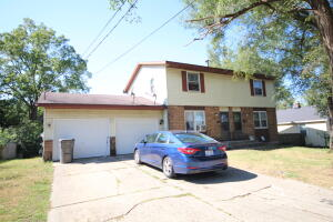 Side by side duplex on quiet street with large backyard in area of single family homes.  Each side has 3 bedrooms, 1.5 baths, daylight basement, and identical layouts.  Rents are $910 and $950.  Landlord pays water/sewer ($1166 last 12 months) and trash ($436 last 12 months).  2 stall garage is shared by tenants.  Furnaces were replaced in 2019.  Showings will be Monday (9-20), Wednesday (9-22), and Thursday (9-23) from 6-8 PM.All offers are due Friday 9-24-21 at 12 noon.