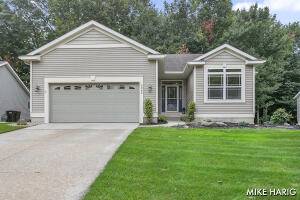 Meticulous 4 bedroom, 3 bath, open concept ranch. Updates throughout. Beautiful wooded backyard. Close to highways, shopping, Palmer Park & Kent Trails. This one won't last! Call for your private showing today.