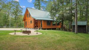 9588 W River Road, 35.79 Acres, Irons, MI 49644