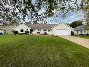 *ALL OFFERS ARE DUE MON. OCTOBER 18 @ 12 NOON        If open floor plan is what your looking for , look no further! This Home is on  the beautiful tree lined Wolfboro Drive in desireable Princeton Estates. The main floor Master Bedroom has a large barrier free, full bathroom attatched as well as it's own private door out to the deck. A 2nd bedroom and full bath are also located on the main floor. Open kitchen with 2 sets of patio doors open up to the private fenced backyard. Your green thumb will surely make this a beautiful spot to relax. Main Floor Laundry, open dining room and Kitchen with plenty of storage and cabinets as well as a center island with sink. The basement is partially fininished including a bedroom with a daylight window and full bath. The rest is an open canvas to make your own living area, play room or storage.  This 1979 Ranch was rebuilt in 1997 as Barrier Free but can easily be made into your own! The home is wired for ADT security and Whole house generator. Steps away from Pinewood Park and minutes from The Paul Henry Trail, schools, shopping and dining.   ****Brand new carpet throughout  ****Association dues are all paid voluntarily.
