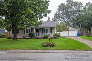 Adorable well cared for home by 40 year residents!  3 bed 1 bath interior with 2 stall detached garage. Exterior features numerous flower beds, decor pond, and additional ''clubhouse.''NO OFFER DEADLINE!!Schedule you're showing today!