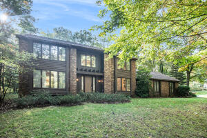 Amazing opportunity to call this Tammarron home yours!  This large two story home is nestled on a 1 acre wooded lot and features four bedrooms and three and a half bathrooms.  Potential for 5th nonconforming bedroom in the basement.  Private back deck with fire pit and seating area for entertaining. Home is connected to public water and was freshly painted in 2020.  Forest Hills Schools.