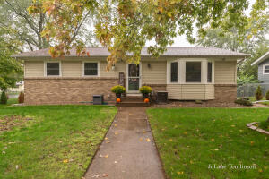 Fall in love with this move in ready home.  The owner's have worked hard inside and out to so their home can become your dream home.3 Bedrooms with a non conforming 4th bedroom/office , updated and ready for you.  Beautiful, extra large corner lot that is fenced in.  You can relax on the large deck with pergola or tinker in the 1 stall attached garage or 2 stall garage.This home has it all!Possession 45 days after close, negotiable.Washer and Dryer are reserved.