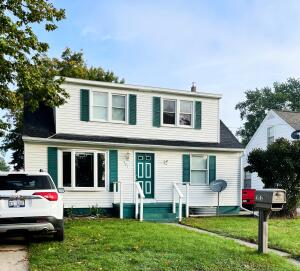 OPEN HOUSE SUNDAY 1-3pmThis roomy 2-story is a must see.  4 bedrooms, 2 baths. Newer Roof. Newer hot water heater.  Great location with easy access to 131.  *Professional Photos Coming Soon*