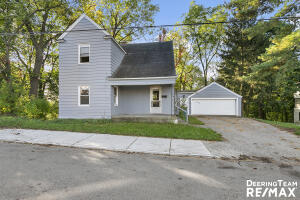 Don't miss this opportunity to earn your own equity or invest!  Home does need some TLC but priced accordingly.  4 bedroom 2 bath, 2+ stall garage in a great location for a fast commute!  Call for your appointment today!