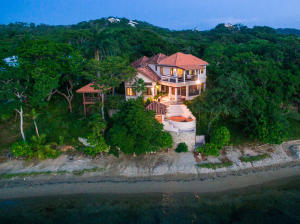 Beachfront Lot 7, Lawson Rock, Casablanca Luxury Home, Roatan,