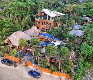 Sandy Bay, Tranquil Seas Eco Resort, Roatan,