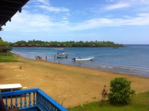 Cabana, Beach Vacation, Roatan,