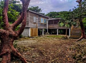 Close to the beach, Home or Hostel at Pumpkin Hill, Utila,