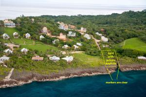 private keyhole., Highly desirable lot with, Roatan,
