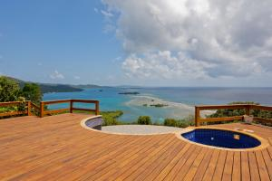 Hilltop Estate with 5 Acres, Roatan's Most Spectacular View, Roatan,