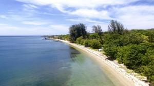 1.25 Acre, West End, Beachfront, 165 feet of Beach, Roatan,