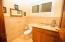 half bath in main house