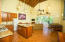 Orchid Breeze - Kitchen and living area