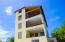 Ironshore Pointe in West End, Peak-a-boo ocean view condo, Roatan,