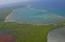 120 ft Oceanfront Rock Harbor, 2 acres! Secluded Beach, Utila,