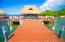 Take advantage of the beach life, this extensive dock offers a sea pool, seating area, lounge area and bar.