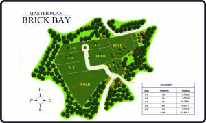 Brick Bay Road, Brick Bay Lot #1, 903 SM, Roatan,