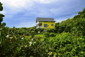 Pirates Cove, Flowers Bay, Ocean View Home on Iron Shore, Roatan,