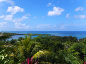 Ocean View 2.5 Ac Ridge Top, Roatan,