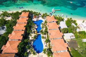 West Bat Beach, Infinity Bay Condo # 707, Roatan,