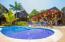 Common area pool area.