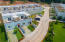 Aerial view of villa #7