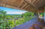 Vista over the tropical jungle.