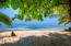 Lush tropical fruit trees, white sand beaches and ocean views