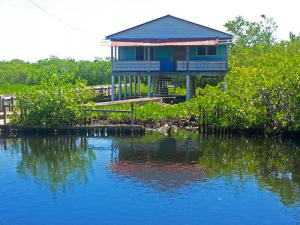 Great for rental breezy lagoon front house. Looking for some TLC.