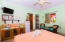 Toucan suite, includes a full kitchenette and ensuite bathroom