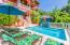 West Bay, Seaside Inn, Roatan,