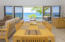 Stunning ocean views from the dining room